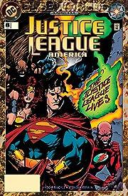 Justice League America (1987-1996) Annual #8