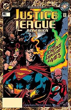 Justice League America (1987-1996): Annual #8