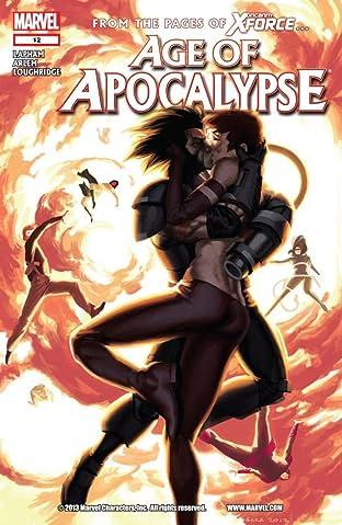 Age of Apocalypse (2012-2013) No.12