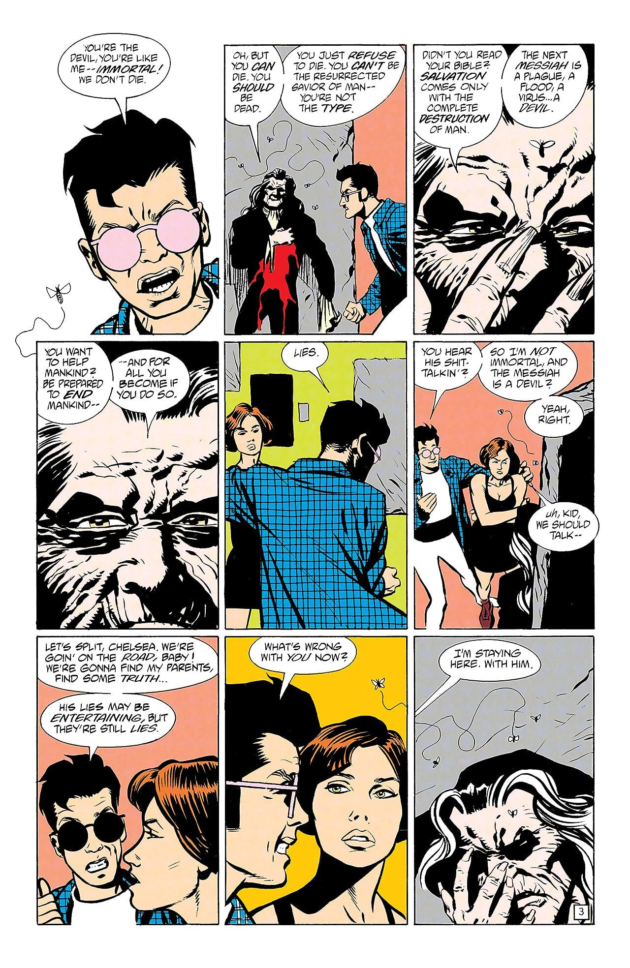 Kid Eternity (1993-1994) #16