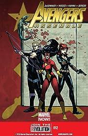 Avengers Assemble #12