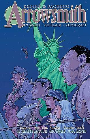 Arrowsmith (2003-2004) #2