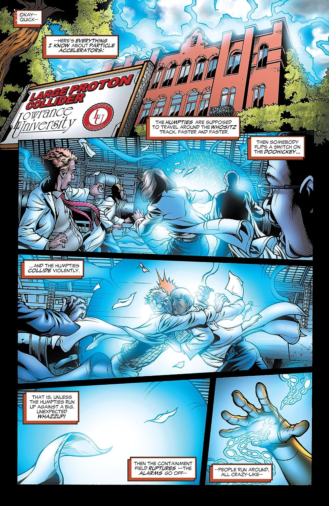 Firestorm (2004-2007) #14