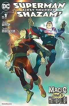 Superman/Shazam!: First Thunder (2005-2006) #1