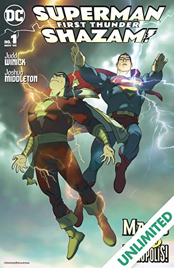 Superman/Shazam!: First Thunder (2005-2006) #1