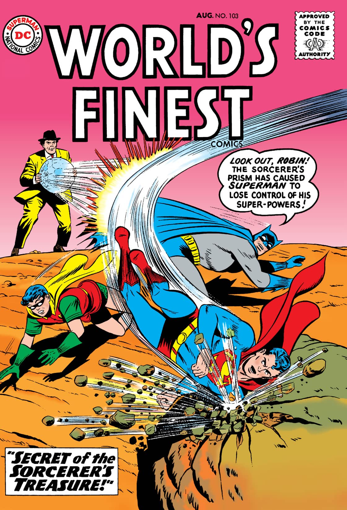 World's Finest Comics (1941-1986) #103