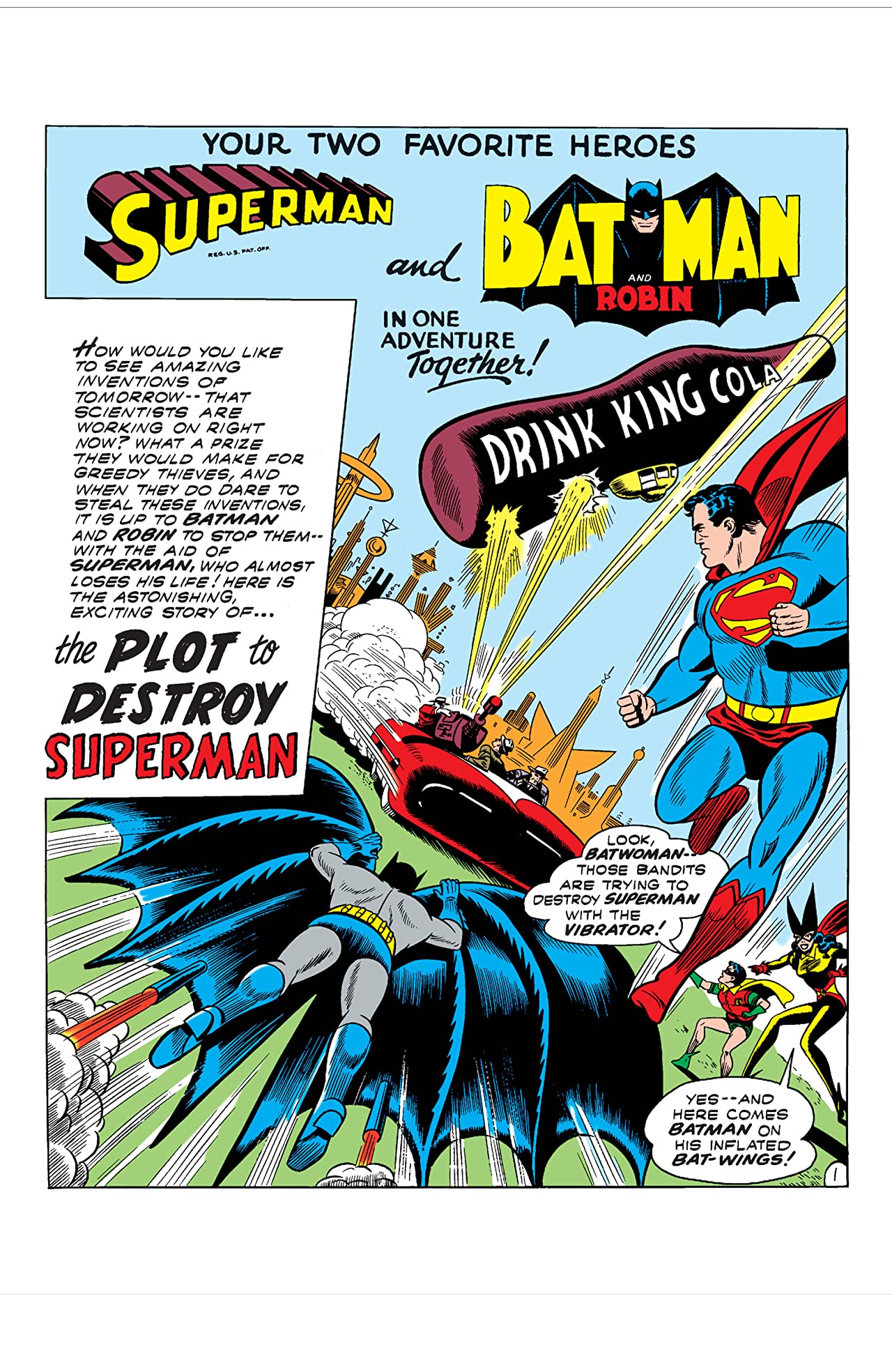 World's Finest Comics (1941-1986) #104