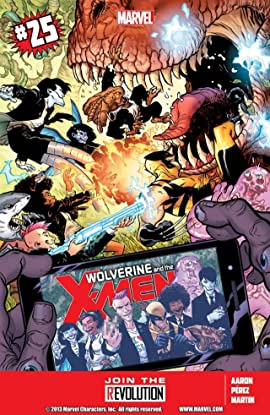 Wolverine and the X-Men #25