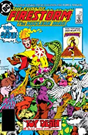 The Fury of Firestorm (1982-1990) #25