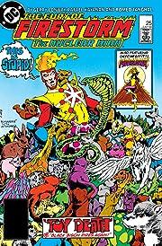 The Fury of Firestorm (1982-1990) #25