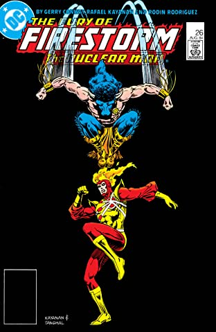 The Fury of Firestorm (1982-1990) #26