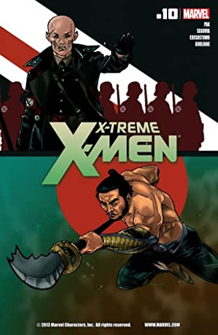 X-Treme X-Men (2012-2013) No.10