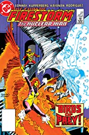 The Fury of Firestorm (1982-1990) #27