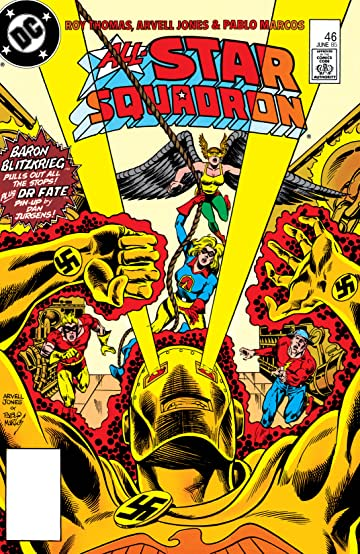 All-Star Squadron (1981-1987) #46