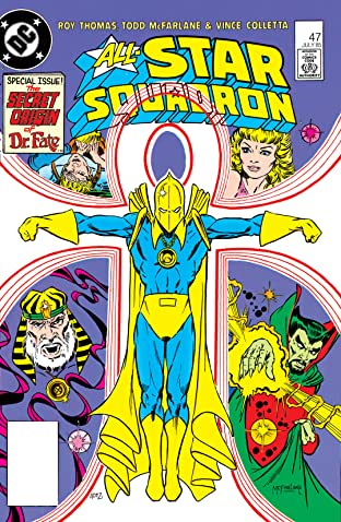 All-Star Squadron (1981-1987) #47