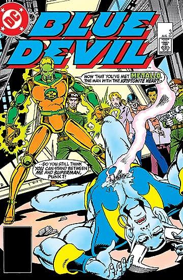 Blue Devil (1984-1986) #3