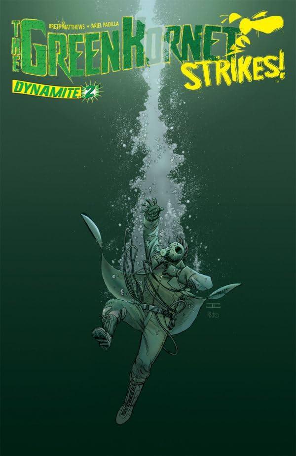 The Green Hornet Strikes! #2