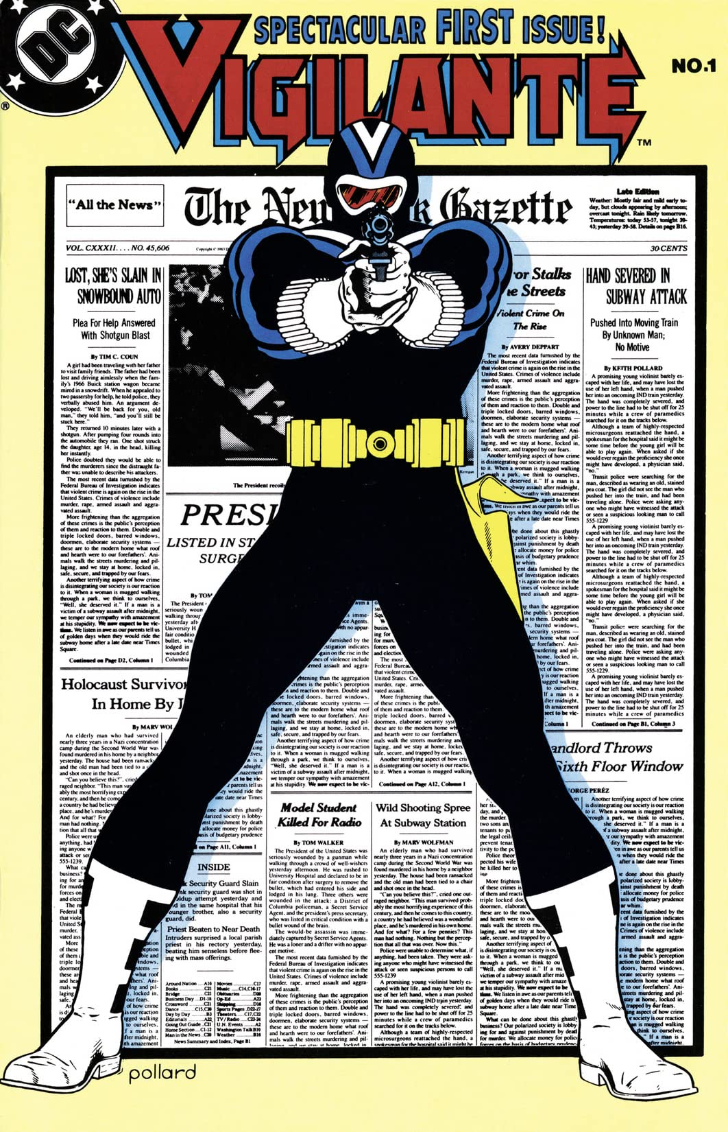 Vigilante (1983-1988) #1
