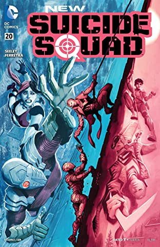 New Suicide Squad (2014-2016) #20
