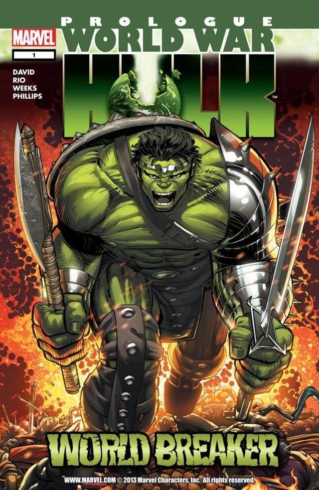 World War Hulk Prologue: World Breaker