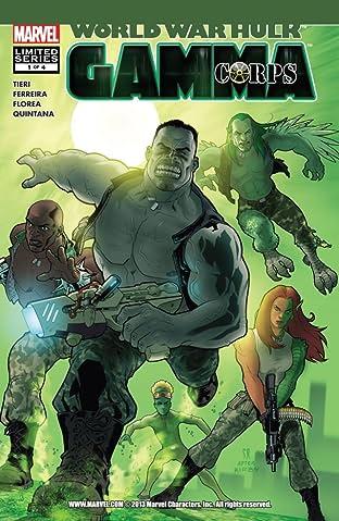 World War Hulk: Gamma Corps No.1 (sur 4)
