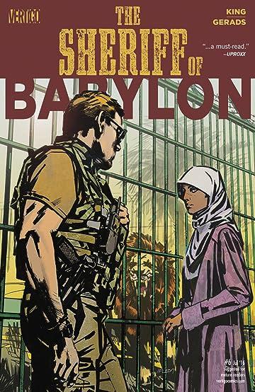 Sheriff of Babylon (2015-2016) #6