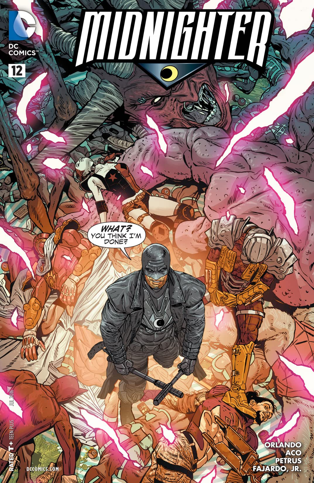 Midnighter (2015-2016) #12