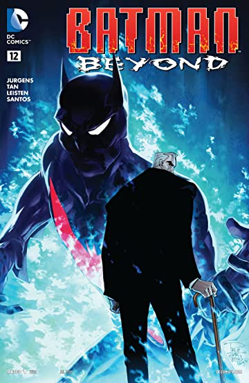 Batman Beyond (2015-2016) #12
