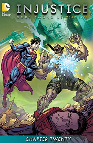 Injustice: Gods Among Us: Year Five (2015-2016) #20