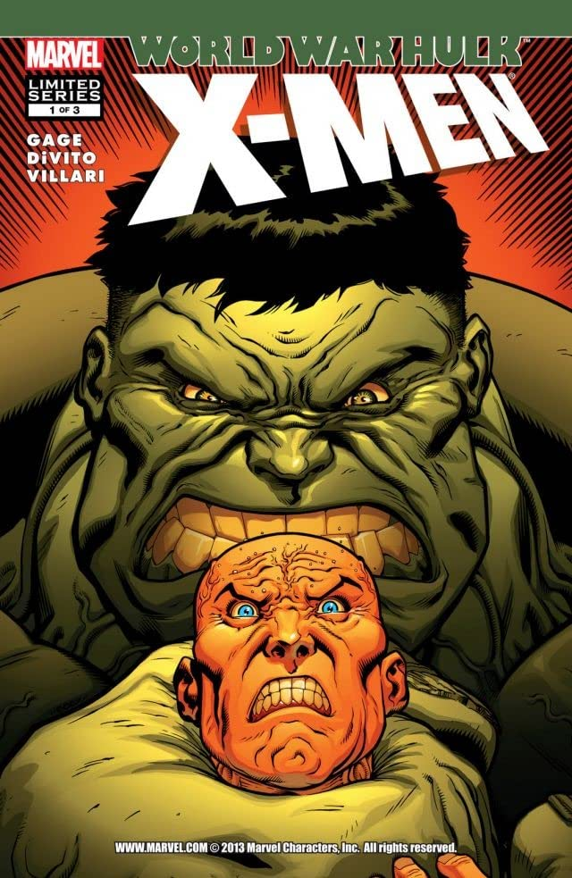 World War Hulk: X-Men #1 (of 3)