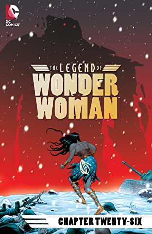 The Legend of Wonder Woman (2015-) #26