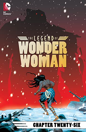 The Legend of Wonder Woman (2015-2016) #26