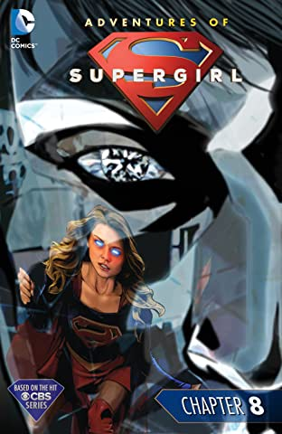 The Adventures of Supergirl (2016-) #8