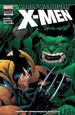 World War Hulk: X-Men #2 (of 3)