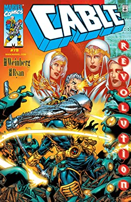 Cable (1993-2002) #79