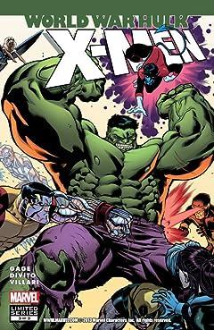 World War Hulk: X-Men #3 (of 3)