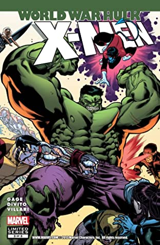 World War Hulk: X-Men #3 (of 3)