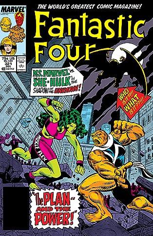 Fantastic Four (1961-1998) #321