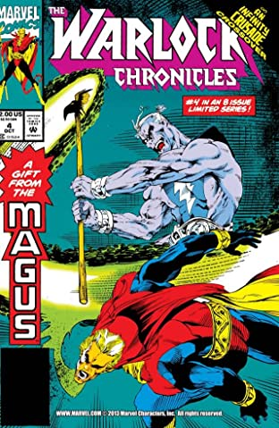 Warlock Chronicles (1993-1994) #4