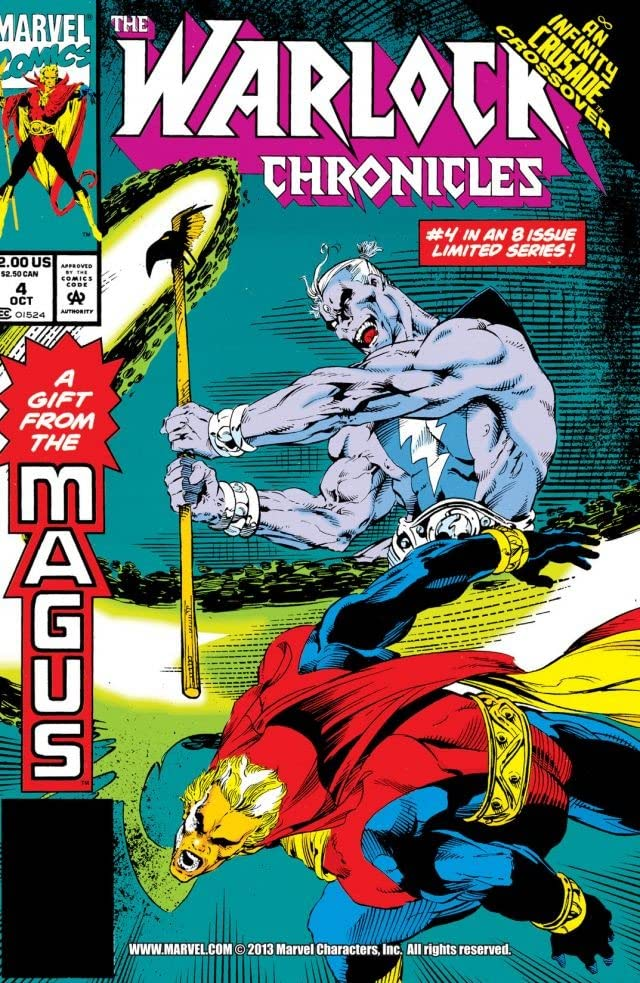 Warlock Chronicles #4