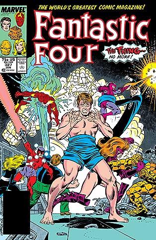 Fantastic Four (1961-1998) #327