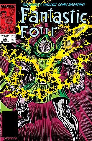 Fantastic Four (1961-1998) #330