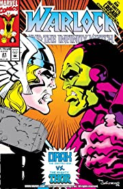Warlock and the Infinity Watch (1992-1995) No.21
