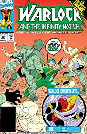 Warlock and the Infinity Watch (1992-1995) No.22