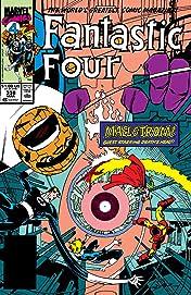 Fantastic Four (1961-1998) #338
