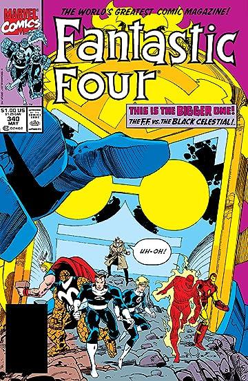Fantastic Four (1961-1998) #340