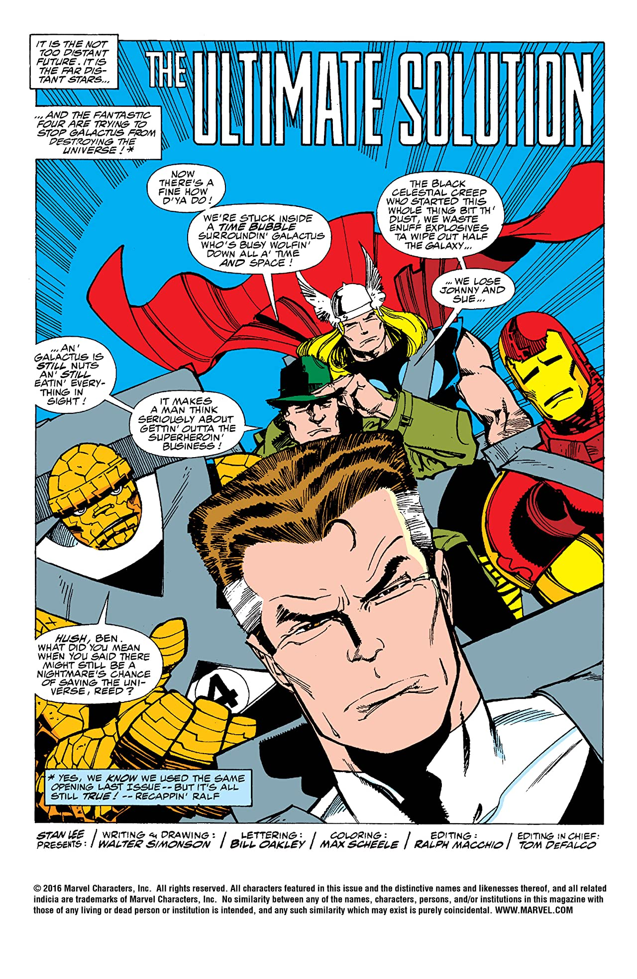 Fantastic Four (1961-1998) #341