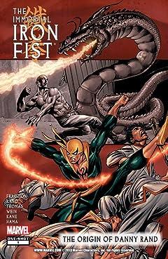 Immortal Iron Fist: The Origin of Danny Rand