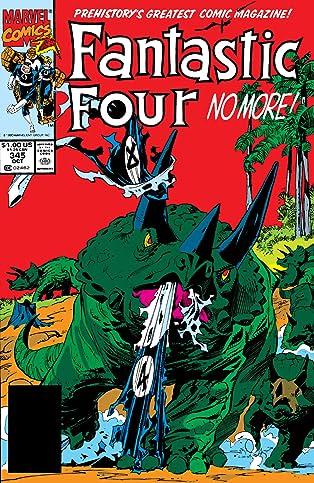Fantastic Four (1961-1998) #345
