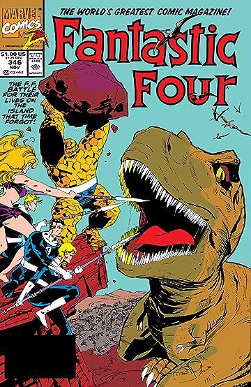 Fantastic Four (1961-1998) #346